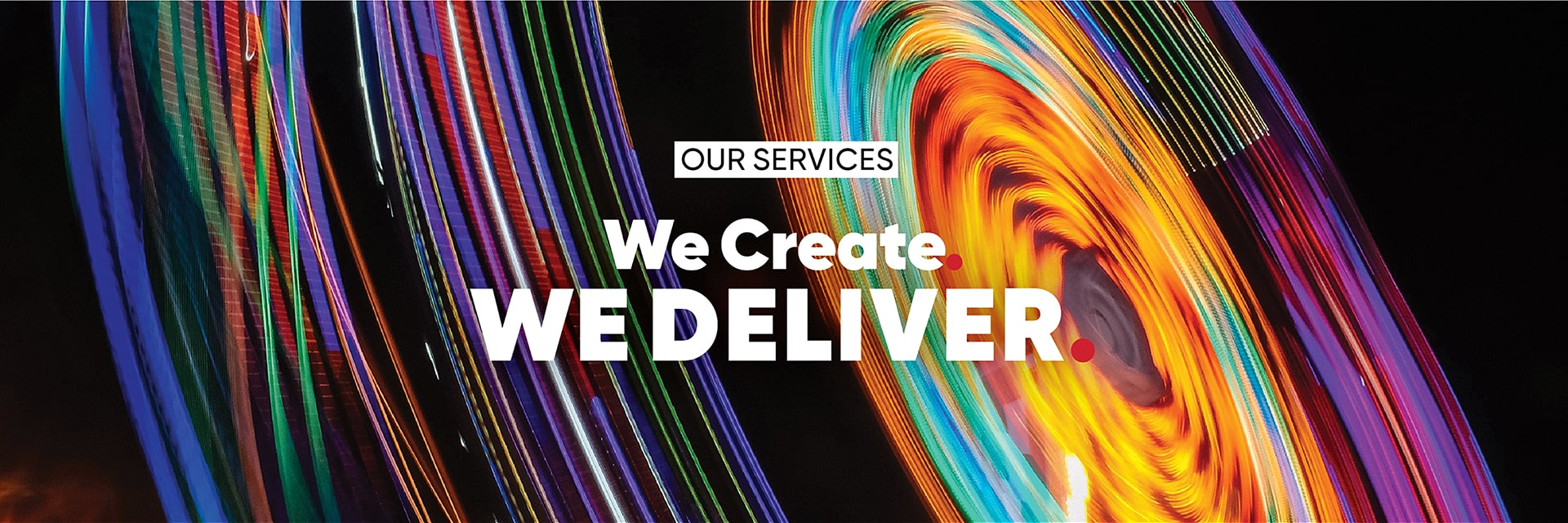 About - We Deliver